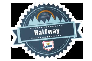 Digital achievement badge